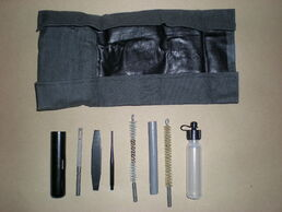 Russian AK cleaning set, wrap
