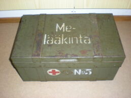 Marine medical box